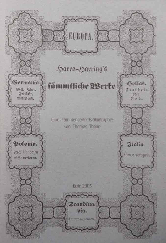Buchcover-Tode